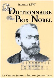 Le dictionnaire des prix Nobel